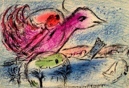Libro Ilustrado Chagall - Derriere le Miroir n. 132 Juin 1962
