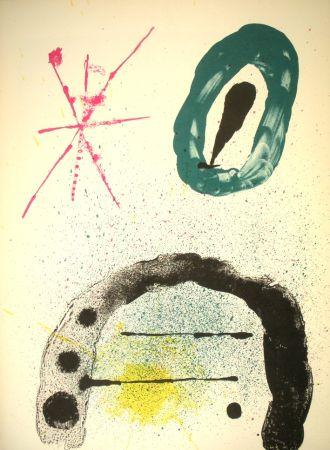 Libro Ilustrado Miró - Derriere le Miroir n. 139/140