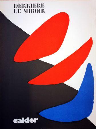 Libro Ilustrado Calder - Derriere le Miroir n. 190