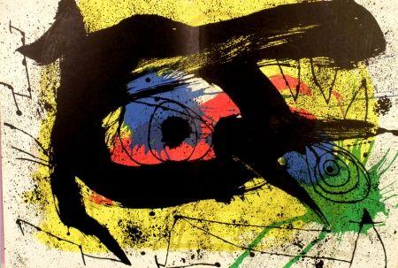 Libro Ilustrado Miró - Derriere le Miroir n. 203