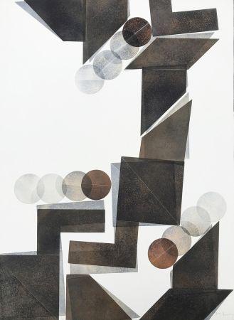 Grabado Bury - Des idées et des ombres 3