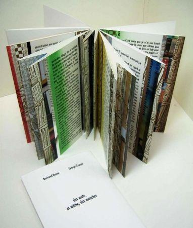 Libro Ilustrado Dorny - Des mots, et meme, des mouches