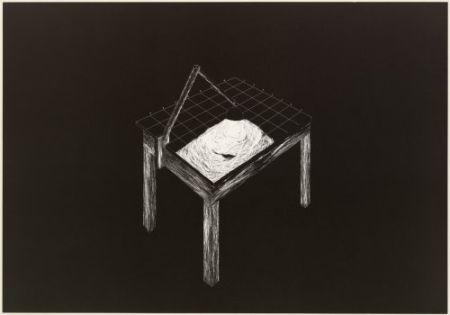 Litografía Komatsu - Desapropriaçâo 1