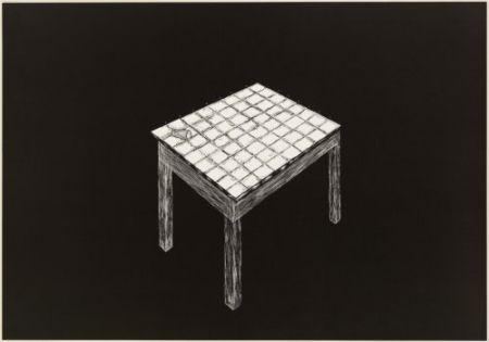 Litografía Komatsu - Desapropriaçâo 3