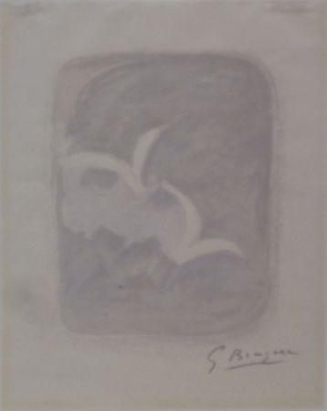 Litografía Braque - Descente aux enfers planche 1