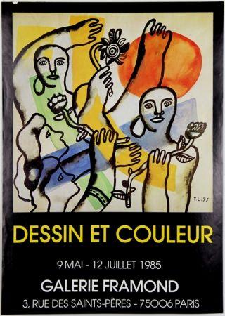 Offset Leger - Dessin et Couleur  Galerie Framond