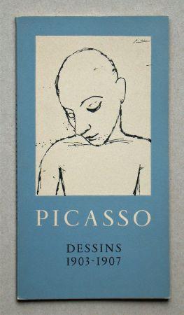 Libro Ilustrado Picasso - Dessins 1903-1907