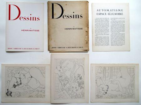 Offset Matisse - Dessins de Henri-Matisse