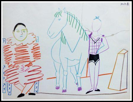 Litografía Picasso (After) - DESSINS DE VALLAURIS IV