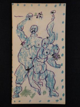 Libro Ilustrado Picasso - Dessins d'un demi-siècle.