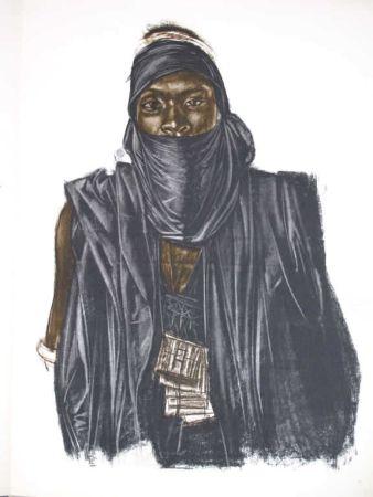 Libro Ilustrado Iacovleff  - Dessins et peintures d'Afrique exécutés au cours de l'Expédition Citroën Centre-Afrique.