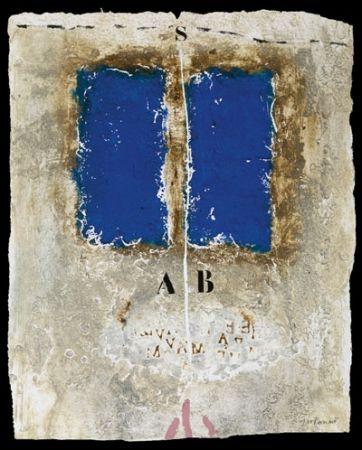 Carborundo Coignard - Deux bleus