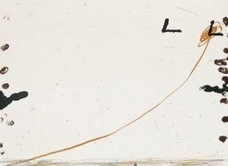 Litografía Tàpies - Dib-1