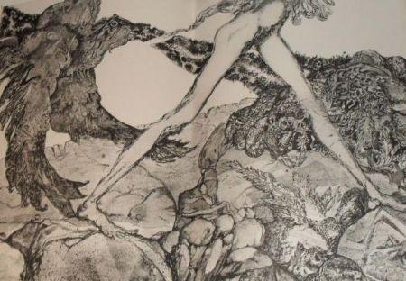 Libro Ilustrado Simon - Die Suchende / Celle qui cherche