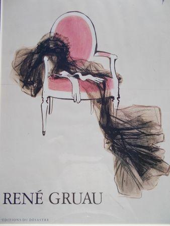 Cartel Gruau - Diorama, Paris 1955