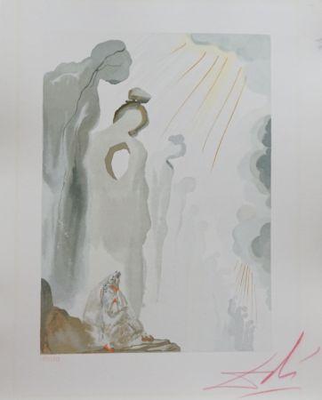 Grabado En Madera Dali - Divine Comedy Purgatory Canto 13