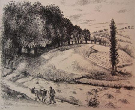 Grabado Lotiron - Dix estampes originales