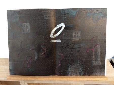 Libro Ilustrado Tapies - DLM234