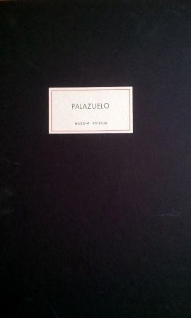 Libro Ilustrado Palazuelo - DLM - Derrière le miroir Deluxe n°137