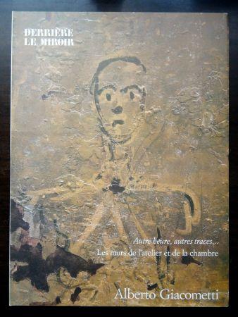 Libro Ilustrado Giacometti - DLM - Derrière le miroir nº233