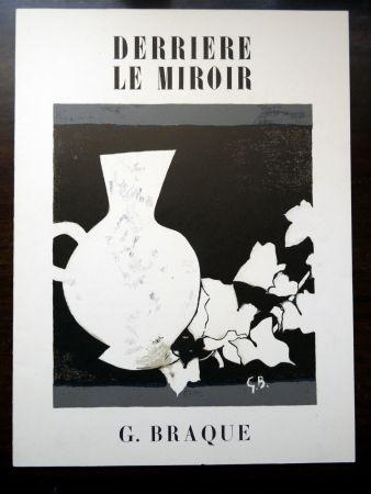 Libro Ilustrado Braque - DLM - Derrière le miroir nº25-26