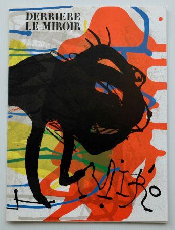 Litografía Miró - Dlm - Derrière Le Miroir Nº 203
