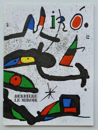 Litografía Miró - Dlm - Derrière Le Miroir Nº 231