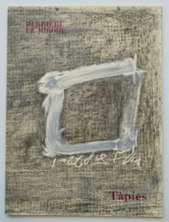 Litografía Tapies - DLM - Derrière le miroir nº 234