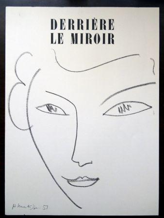 Libro Ilustrado Matisse - DLM - Derrière le miroir nº 46 - 47