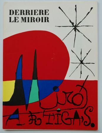 Litografía Miró - Dlm - Derrière Le Miroir Nº 87-88-89