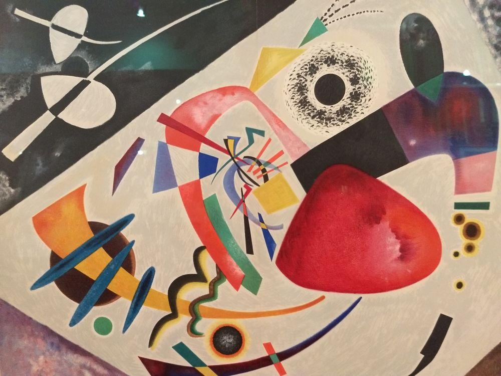 Libro Ilustrado Kandinsky - DLM 118