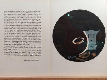 Libro Ilustrado Braque - DLM 121 122