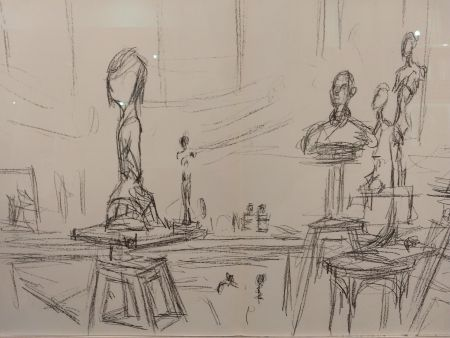 Libro Ilustrado Giacometti - DLM 127