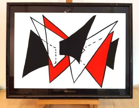 Litografía Calder - Dlm 141-3