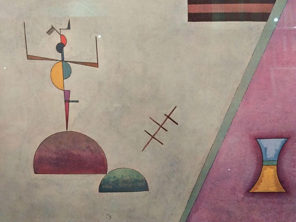 Libro Ilustrado Kandinsky - DLM 154