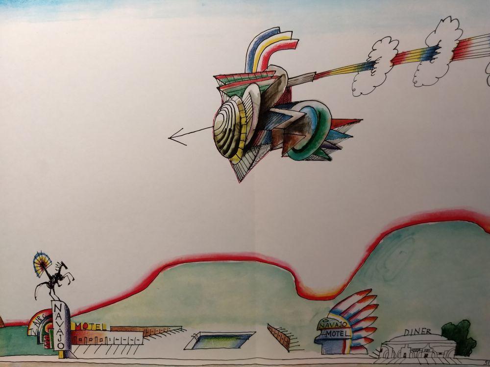 Libro Ilustrado Steinberg - DLM 157
