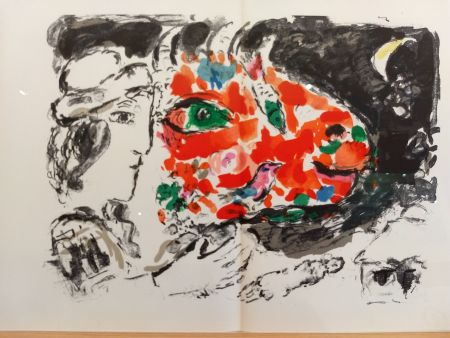 Libro Ilustrado Chagall - DLM 198