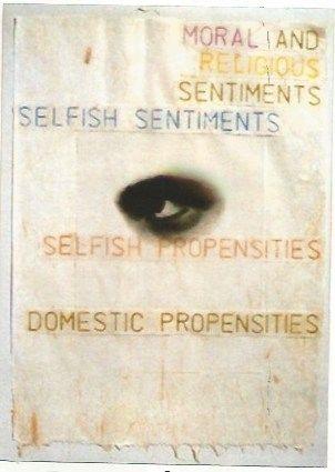 Múltiple Plensa - Domestic propensities I