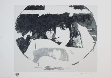 Serigrafía Fioroni - Doppio Liberty Grey