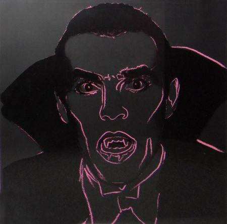 Serigrafía Warhol - Dracula (FS II.264)