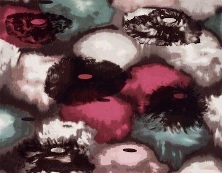 Serigrafía Bleckner - Dream And Do Iii