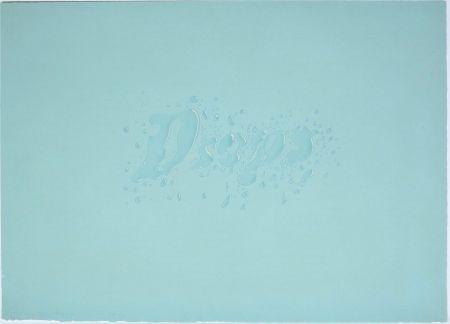 Litografía Sultan - Drops