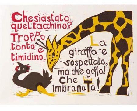 Libro Ilustrado Brancaforte - Duccio il pittore elettrodomestico