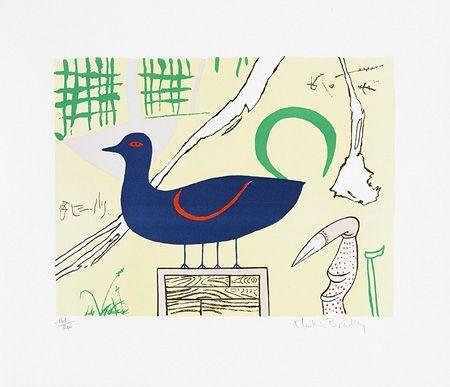 Litografía Bradley - Duck