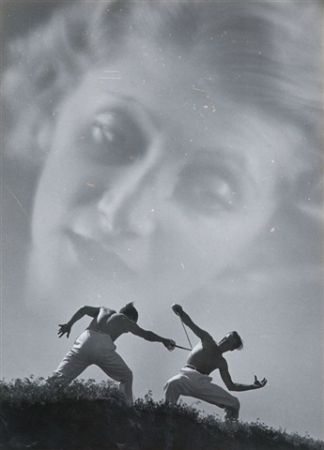 Fotografía Aszmann - Duel,1935
