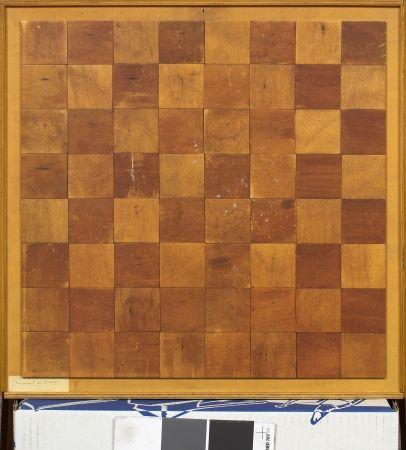 Múltiple Duchamp - Echiquier