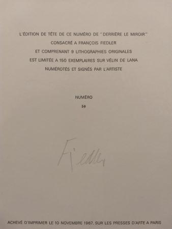 Libro Ilustrado Fiedler - Edition Tete DLM 167