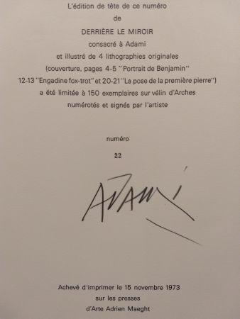 Libro Ilustrado Adami - Edition Tete DLM 206