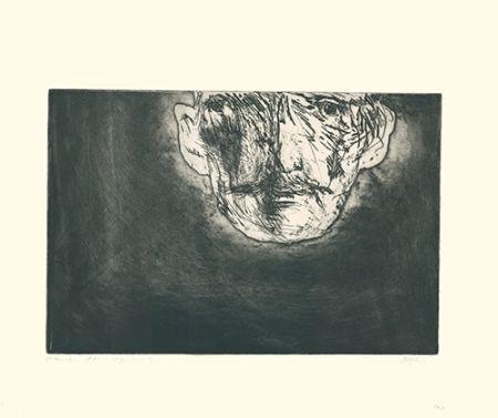 Aguafuerte Y Aguatinta Baskin - Edvard Munch