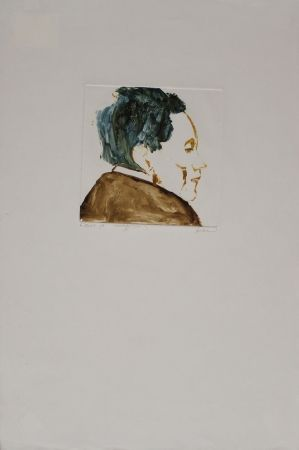 Monotipo Baskin - Egon Schiele